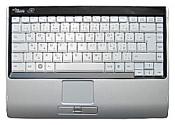 Fujitsu-Siemens Wireless Keyboard ST5xxx IRDA Silver-Black
