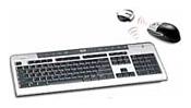 BTC 6301 URF Silver-Black USB