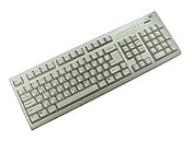 BTC 5106 Grey PS/2