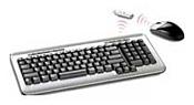 BTC 5545URF Silver-Black USB