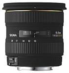 Sigma AF 10-20mm f/4-5.6 EX DC HSM Canon EF-S
