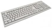Gembird KB-8300-R White PS/2