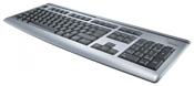 Fujitsu-Siemens KB SLIM MF Grey-Black USB