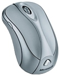 Microsoft Wireless Notebook Laser Mouse 6000 Silver USB