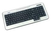 BTC 5145C-R Silver USB+PS/2