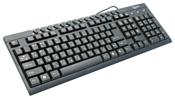 Gembird KB-8300M-BL-R Black PS/2