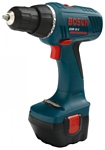 Bosch GSR 12-2 V 1.5Ah x2 Case