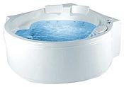Pool Spa ROMA 208x140 TITANIUM