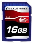 Silicon Power SDHC Card 16GB Class 4