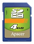 Apacer SDHC 4Gb Class 4