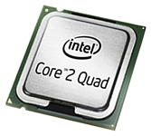 Intel Core 2 Quad Q9505S Yorkfield (2833MHz, LGA775, L2 6144Kb, 1333MHz)