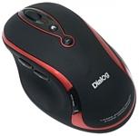 Dialog MRLK-15BU Black-Red USB