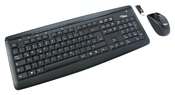 Fujitsu-Siemens Wireless Keyboard Set LX450 Black USB