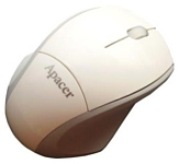 Apacer M811 Wireless Laser Mouse White USB
