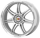 Momo Corse 7x16/4x100 ET40 Silver