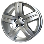 LS Wheels SB5 7x17/5x100 ET48