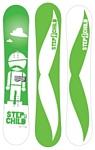Step Child Moustache Rider (09-10)