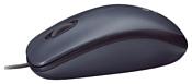Logitech Mouse M90 910-001794 Black USB
