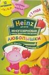 Heinz Многозерновая фруктово-йогуртная банан, клубника, 200 г