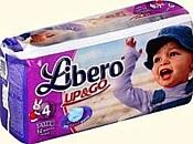 Libero Up&Go 4 Maxi 7-11 кг 32 шт