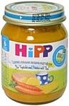 HiPP Нежные овощи с картофелем и телятиной, 125 г