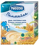 Nestle Помогайка 5 Злаков с липовым цветом, 200 г