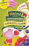 Heinz Многозерновая фруктово-йогуртная малина, черника, 200 г