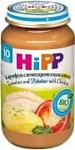 HiPP Картофель с помидорами и цыпленком, 220 г