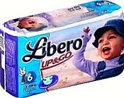 Libero Up&Go 6 XL 13-20 кг 28 шт