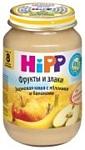 HiPP Зерновая с яблоками и бананами, 190 г