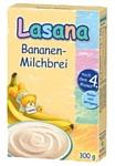 Lasana Банановая молочная, 300 г