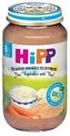 HiPP Нежные овощи с телятиной, 220 г
