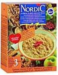 Nordic 4 злака и овсяные отруби, 600 г