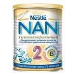 Nestle NAN 2 Гипоаллергенный, 400 г