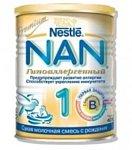 Nestle NAN 1 Гипоаллергенный, 400 г