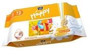 Bella Baby Happy Milk&Honey, 72 шт