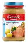 Semper Говядина с картофелем, 200 г
