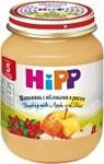 HiPP Шиповник с яблоками и рисом, 125 г