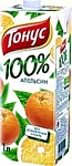 Тонус 100% Апельсин, 200 мл