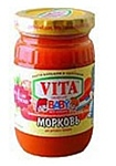 VITA Морковное, 180 г