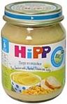HiPP Сладкая кукуруза с картофелем и индейкой, 125 г