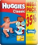 Huggies CLASSIC 3 (4-9 кг) 78 шт