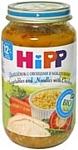 HiPP Овощи с лапшой и цыпленком, 220 г