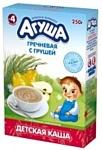 Агуша Гречка-груша, 250 г