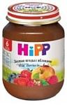 HiPP Лесные ягоды с яблоками, 125 г