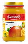 Semper Банан и манго, 200 г
