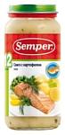Semper Семга с картофелем, 250 г