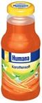Humana Морковный, 250 мл
