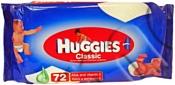 Huggies Classic с алоэ, 72 шт