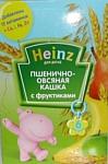 Heinz Пшенично-овсяная с фруктиками, 200 г